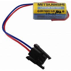 Pilha de lítio Mitsubishi ER17330V