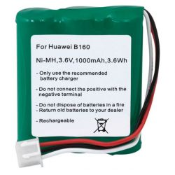 Bateria 3.6 V 1000mah