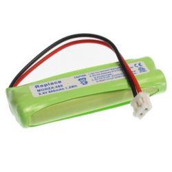 Bateria telefone sem fio 2.4 v 500mah GP1010