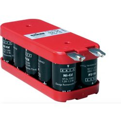 Bateria 12V 1600mah NI-CD Saft