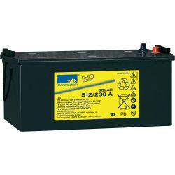 Bateria de 12V 230Ah Sonnenschein