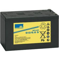 Bateria 12V 6.6 Ah Sonnenschein