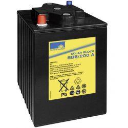 Batería Sonnenschein 6V 200Ah
