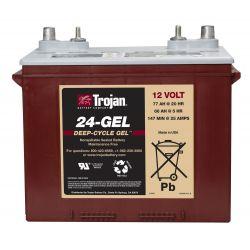 Bateria TROJAN 24-GEL
