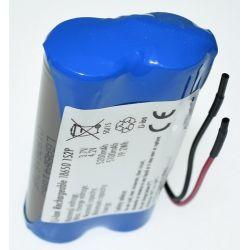 Pack de Baterias de Lítio 18650 3.7 V 5200mAh
