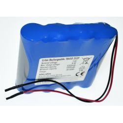 Ver mais grande Pack de Baterias de Lítio 18650 7.4 V 5200mAh