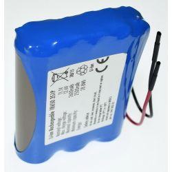 Ver mais grande Pack de Baterias de Lítio 18650 11.1 V 2600mAh