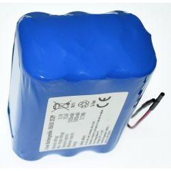 Pack de Baterias de Lítio 18650 11.1 V 5200mAh