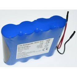 Pack de Baterias de Lítio 18650 14.8 V 2600mAh Linha