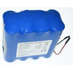Pack de Baterias de Lítio 18650 14.8 V 5200mAh