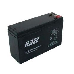 Bateria chumbo 12V 6A
