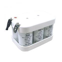 Bateria Luzes de emergência 6V 4000mah flasco