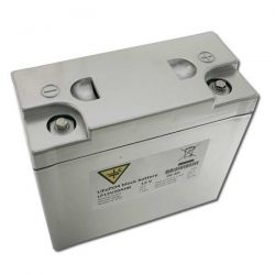 Bateria LiFePO4 12V 22Ah com bluetooth