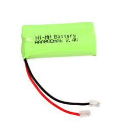 Batería 2.4V 800mah (AAA)