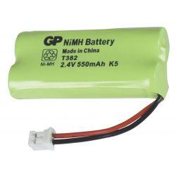 Batería 2.4V 500mah (AAA)