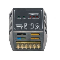 Controlador de Carga Solar 10A