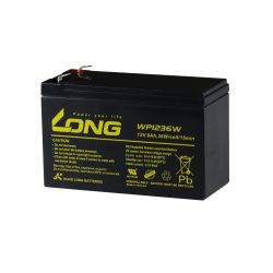 BATERIA LONG WP1236W 12V 9Ah