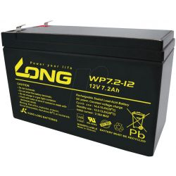BATERIA LONG WP7.2-12 12V 7.2 Ah