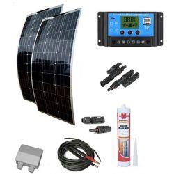 KIt solar 300W incluir a Medida