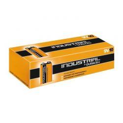 Pilhas Duracell Industrial LR61 9V Caixa 10