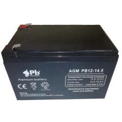 Bateria de chumbo 12V 12Ah