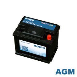 Bateria marinha INNPO AGM 60Ah