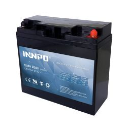 Bateria LiFePO4 12V 20Ah