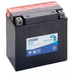 Exide AGM ETX9C-BS