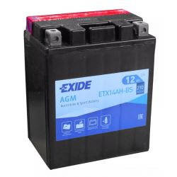 Exide AGM ETX14AH-BS