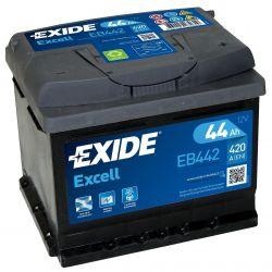 Bateria Exide Excell EB442
