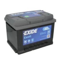 Bateria Exide Excell EB602