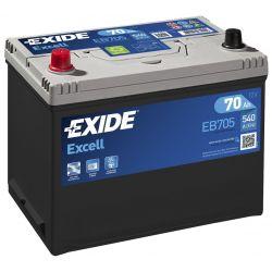 Bateria Exide Excell EB705