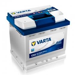 Bateria Varta C22 52Ah