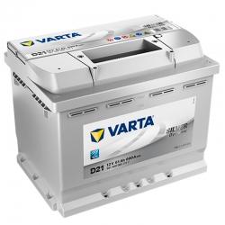 Bateria Varta D21 61Ah