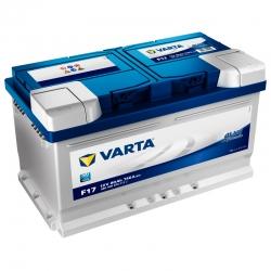 Bateria Varta F17 80Ah