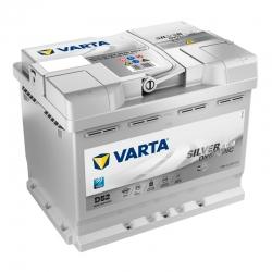 Bateria Varta D52 60Ah