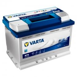 Bateria Varta N70 70Ah