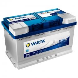 Bateria Varta N80 80Ah