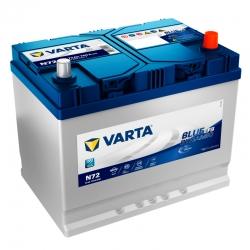 Bateria Varta N72 72Ah