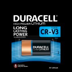 Pilhas de Lítio Duracell CR-V3