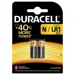 Pilhas Duracell N LR1 (2...
