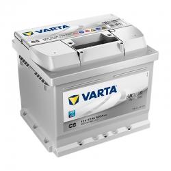 Bateria Varta C6 52Ah
