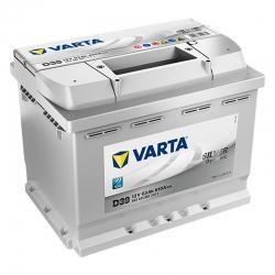 Bateria Varta D39 63Ah