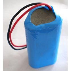 Pack de Baterias de Lítio 18650 3.7 V 7800mAh Triangular