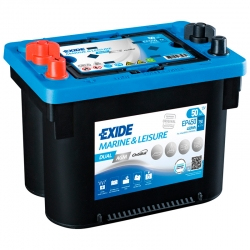 Bateria Exide EP450 Dual...