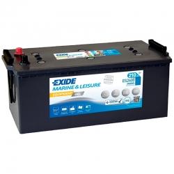 Bateria Exide ES2400 GEL 210Ah