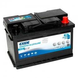 Bateria Exide EP600 Dual...