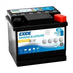 Bateria Exide ES450 GEL 40Ah