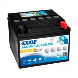 Bateria Exide ES290 GEL 25Ah