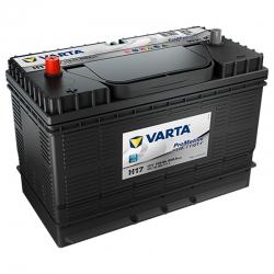 Bateria Varta H17 105Ah